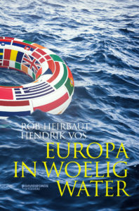 Europa in Woelig Water boekcover