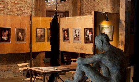 Tijd voor creativiteit kunstwerken