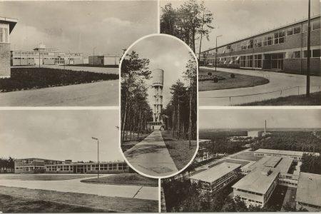 Historische afbeelding Europawijk